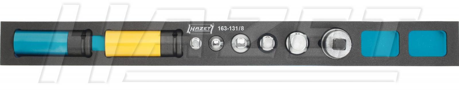 Tủ đồ nghề 8 ngăn 300 chi tiết Hazet 179N-8-RAL7021/300