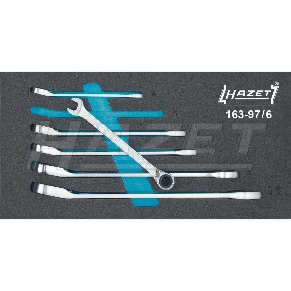 Dụng cụ 214 chi tiết Hazet 0-2500-163/214 cho xe Audi