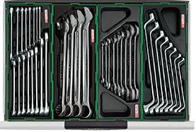 Tủ đồ nghề sửa chữa 7 ngăn 283pcs Toptul GT-28317