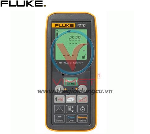 Máy đo khoảng cách bằng tia laser Fluke-421D