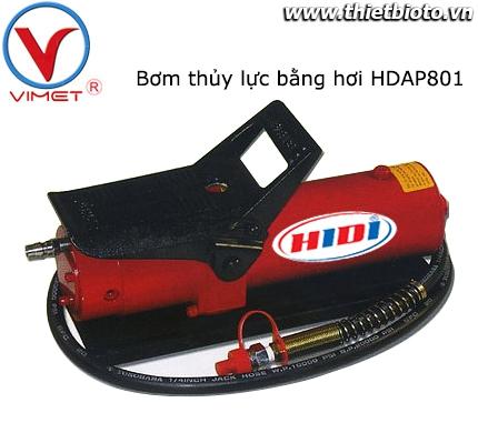 Bơm thủy lực bằng hơi HDAP801