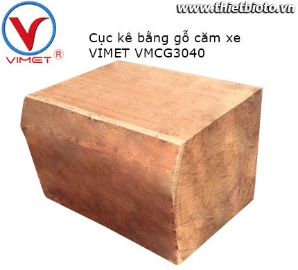 Cục kê bằng gỗ căm xe VMCG3040