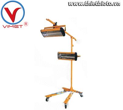 Đèn sấy sơn 2 bóng VM-2AT
