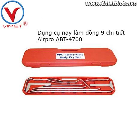 Dụng cụ nạy làm đồng 9PCS Airpro ABT-4700