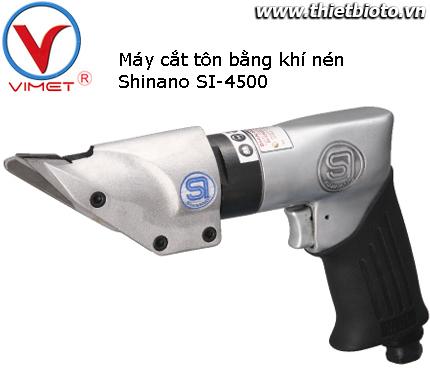 Máy cắt tôn bằng khí nén Shinano SI-4500