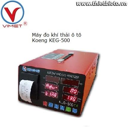 Máy đo khí thải ô tô Koeng KEG-500