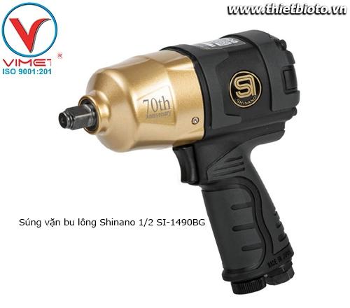 Súng vặn bu lông Shinano 1/2 SI-1490BG