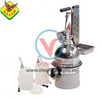 Thiết bị thay dầu hệ thống phanh ly hợp 2 ngăn RAASM 10207