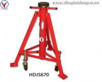 Giá đỡ xe tải HIDI HDJS670