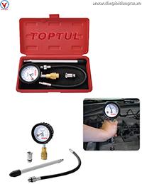 Dụng cụ đo áp suất động cơ xăng
