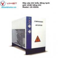 Máy sáy khí kiểu đông lạnh giải nhiệt bằng khí
