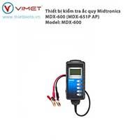 Thiết bị kiểm tra bình Acquy và hệ thống nạp điện Midtronis MDX-600