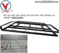 Bộ khung ray âm sàn sửa chữa thân xe VRAS0001