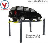Cầu nâng 4 trụ Bendpak HD-7P