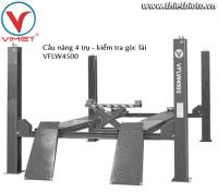 Cầu nâng 4 trụ có chức năng kiểm tra góc lái VFLW4500