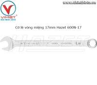 Cờ lê vòng miệng 17mm Hazet 600N-17