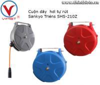 Cuộn dây hơi tự rút Sankyo Triens SHS-210Z