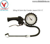 Đồng hồ bơm lốp Condor CG1-17