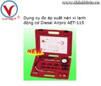 Dụng cụ kiểm tra áp xuất nén xi lanh Airpro AET-115