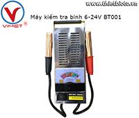 Máy kiểm tra bình 6-24V BT001