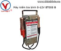 Máy kiểm tra bình 0-12V BT008B