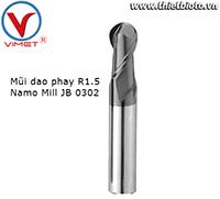 Mũi dao phay Nano Mill JB 0302