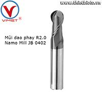 Mũi dao phay Nano Mill JB 0402