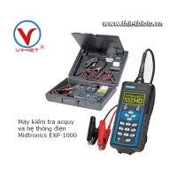 Thiết bị kiểm tra bình acquy và hệ thống nạp điện Midtronics EXP-1000
