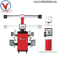 Thiết bị kiểm tra hiệu chỉnh góc đặt bánh xe công nghệ 3D Techno FLEX 3D-T12