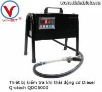 Thiết bị kiểm tra khí xả động cơ Diesel QDO-6000