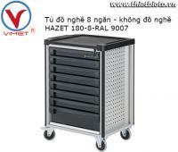 Tủ đựng dụng cụ 8 ngăn Hazet 180-8-RAL 9007