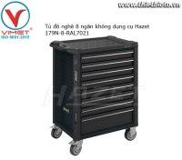 Tủ đồ nghề 8 ngăn không dụng cụHazet 179N-8-RAL7021