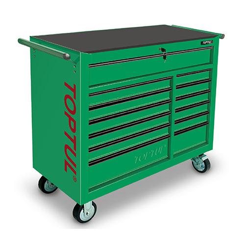 Tủ dụng cụ chứa đồ nghề 13 ngăn Toptul TCBA1301