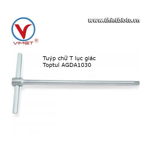 Tuýp chữ T đầu lục giác Toptul AGDA1030